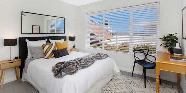 Balmain rental property bedroom