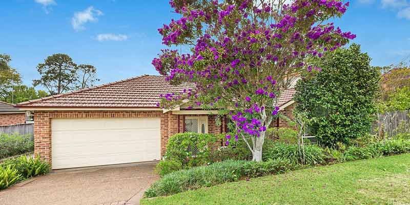 Recently leased property Thornleigh