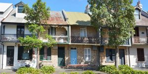 Sydney Rental Market: Terraced Houses in Inner Sydney